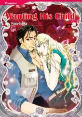 Wanting His Child: Harlequin Comics