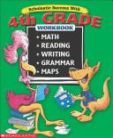 SCHOLASTIC SUCCESS WITH 4TH GRADE WORKBOOK