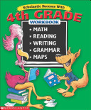 SCHOLASTIC SUCCESS WITH 4TH GRADE WORKBOOK  Book