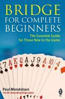 Bridge for Complete Beginners PDF