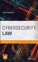 Cybersecurity Law PDF