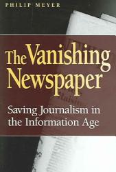 The Vanishing Newspaper Book PDF