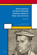 Medical Humanism and Natural Philosophy