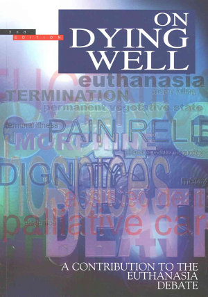 On Dying Well PDF