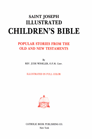 Illustrated Children s Bible PDF