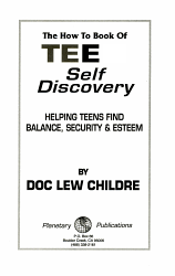 The How To Book Of Teen Self Discovery Book PDF