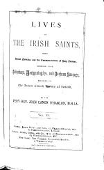 Lives of the Irish saints