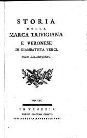 Storia Della Marca Trivigiana E Veronese: Volume 6