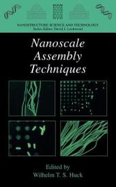 Nanoscale Assembly: Chemical Techniques