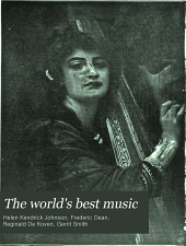 The world's best music: famous songs and those who made them, Volume 2