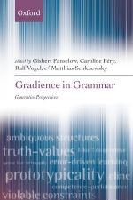Gradience in Grammar