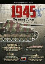 AK403 1945 GERMAN COLORS