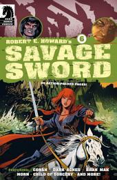 Robert E. Howard's Savage Sword #6