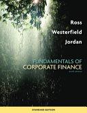 Loose leaf Fundamentals of Corporate Finance Standard Edition
