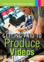 Getting Paid to Produce Videos PDF
