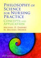 Philosophy of Science for Nursing Practice PDF