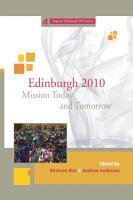 Edinburgh 2010 PDF