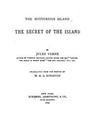 The Mysterious Island Book PDF