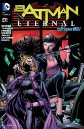 Batman Eternal (2014-) #43