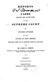 New Jersey Law Reports: Volume 14