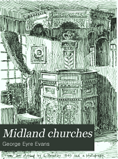 Midland Churches: A History of the Congregations on the Roll of the Midland Christian Union