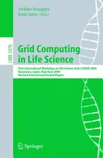 Grid Computing in Life Science PDF