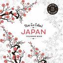 Vive Le Color! Japan (Coloring Book)