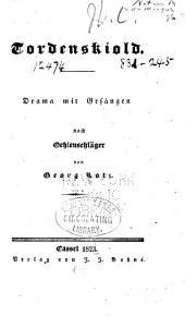 Tordenskiold: Drama