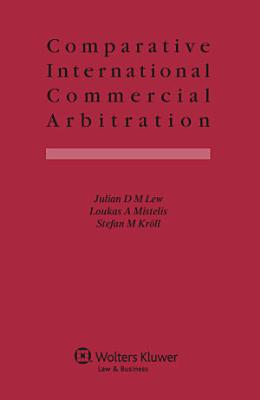 Comparative International Commercial Arbitration PDF