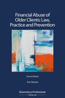 Financial Abuse of Older Clients PDF