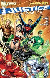 Justice League (2011- ) #1