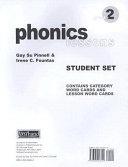 Phonics Lessons