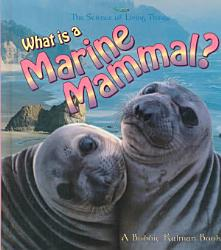 What is a Marine Mammal  PDF