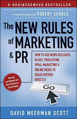 The New Rules of Marketing and PR PDF