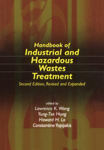 Handbook of Industrial and Hazardous Wastes Treatment PDF