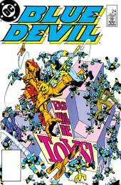Blue Devil (1984-) #24