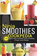 Ninja Smoothies Cookpedia PDF