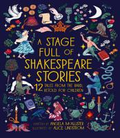 A Stage Full of Shakespeare Stories PDF