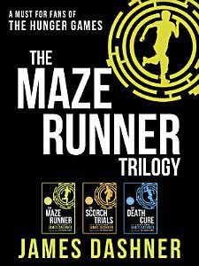 The Maze Runner Trilogy Book