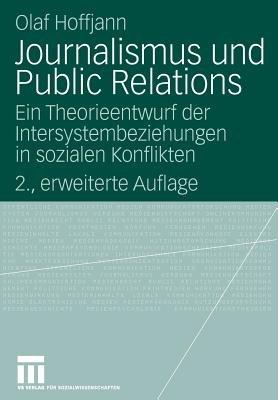 Journalismus und Public Relations PDF