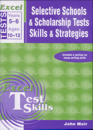 Excel Selective Schools and Scholarship Tests