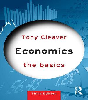 Economics  The Basics PDF