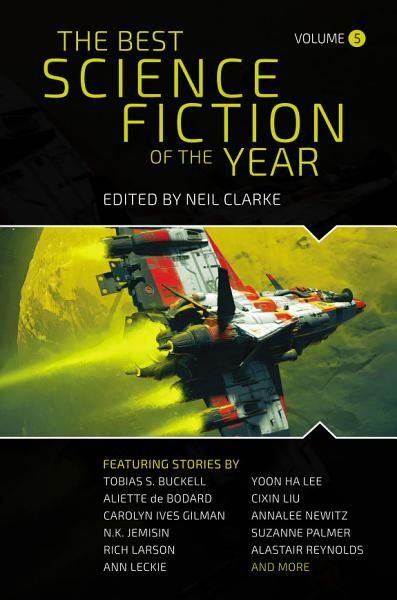 Download The Best Science Fiction of the Year Volume 5 Book