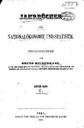 Jahrbücher für Nationalökonomie und Statistik: Band 8
