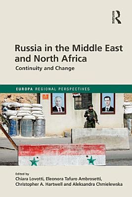 Russia in the Middle East and North Africa