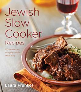 Jewish Slow Cooker Recipes Book