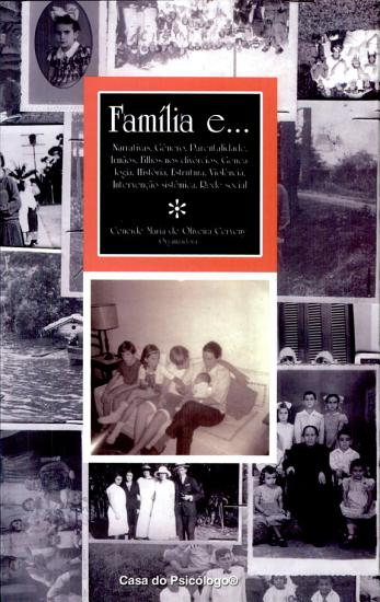 Familia E    Narrativas  Filhos Nos Divorcios  PDF