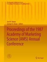 Proceedings of the 1987 Academy of Marketing Science  AMS  Annual Conference PDF