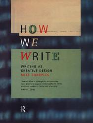 How We Write Book PDF