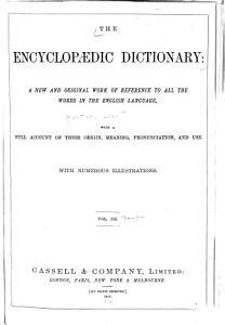 The Encyclopaedic Dictionary PDF